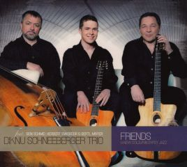 Diknu Schneeberger Trio - Friends