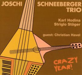 Cover: Joschi Schneeberger Trio feat. Christian Havel - Crazy Year