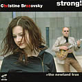 Cover Christine Brezovsky - Strong! the newland trax